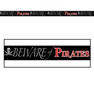 Pirate decoration