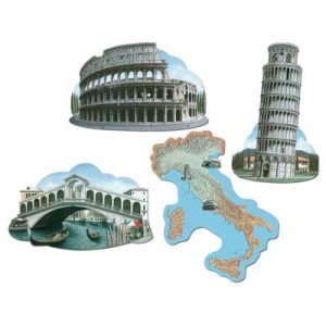 Roman Italian decorations
