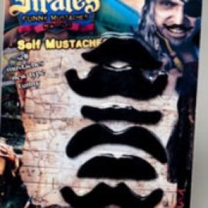 Pirate moustaches