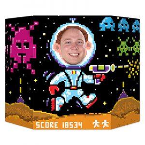 Video game 80's decor