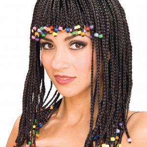 Beaded wig Jamacian