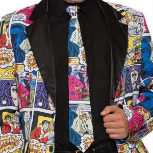 Pop art tie