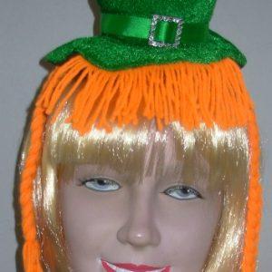 Mini St Patrick's day hat