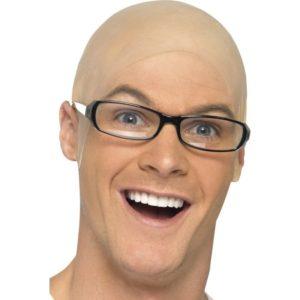 Skin head bald cap