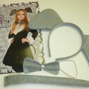 Elephant headband set