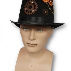Steampunk top hat