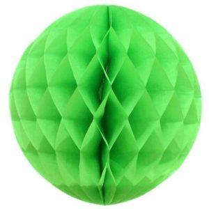 Honeycomb tissue decoration