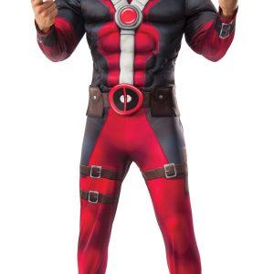Deadpool superhero costume