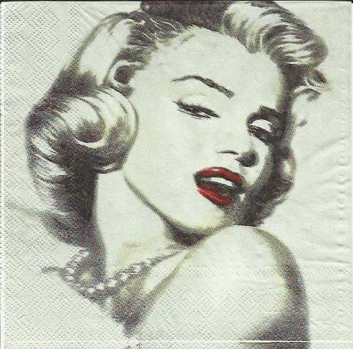 Celebrity napkins