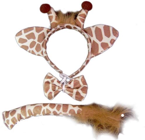 Giraffe accessory kit