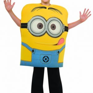 Minion child costume