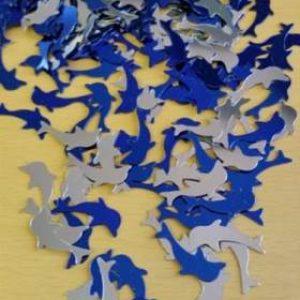 Fish confetti