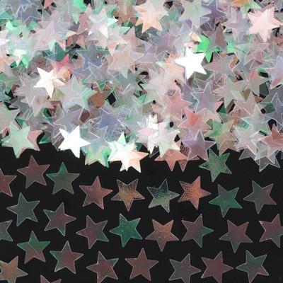 Star confetti
