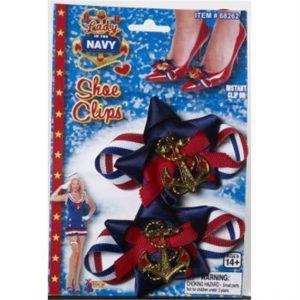 Anchor shoe clips