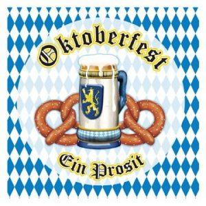 Beerfest napkins