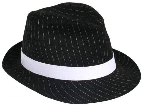 Mafia gangster hat
