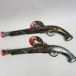Pirate pistols