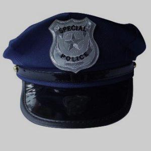 Police uniform officer hat