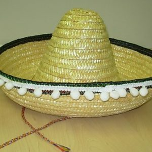 Child Mexican hat