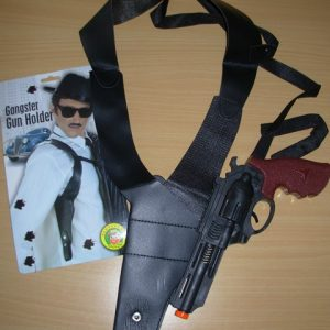 Gangster shoulder holster