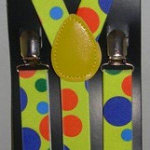 Clown suspenders