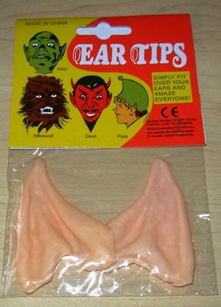 Ear tips