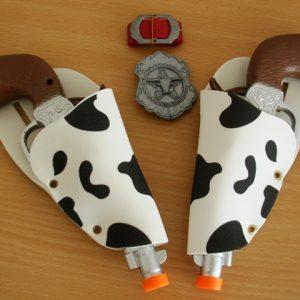Gun & Holster cowboy set