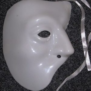 Phantom of the opera mask