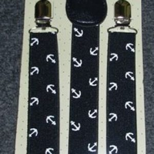 Suspenders anchor design