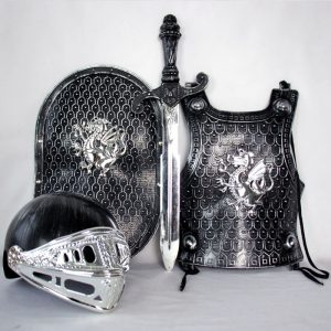 Knight costume child