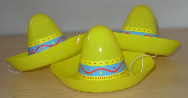 mini mexican hat