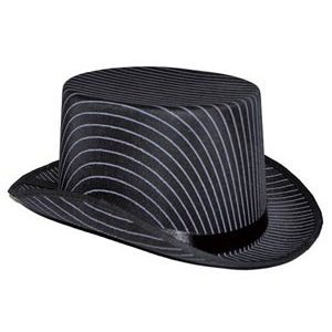 Top hat pinstripe