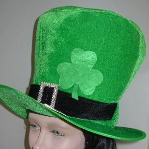 St Patrick's top hat