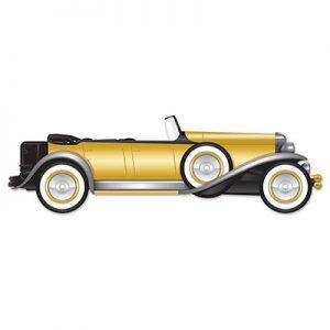 1920's car cut out