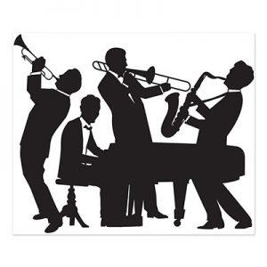 Jazz band decor