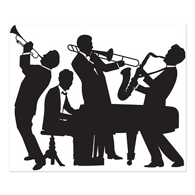 Jazz band decor