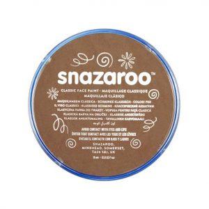 Snazaroo face paint beige brown
