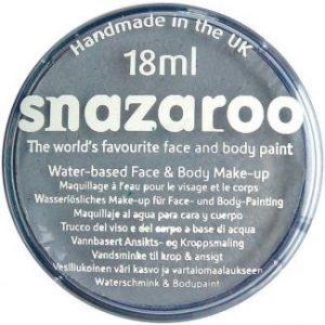 Snazaroo face paint dark grey