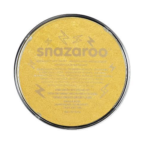 Snazaroo face paint - gold