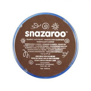 Snazaroo face paint light brown