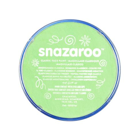 Snazaroo face paint light green