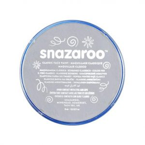 Snazaroo face paint light grey
