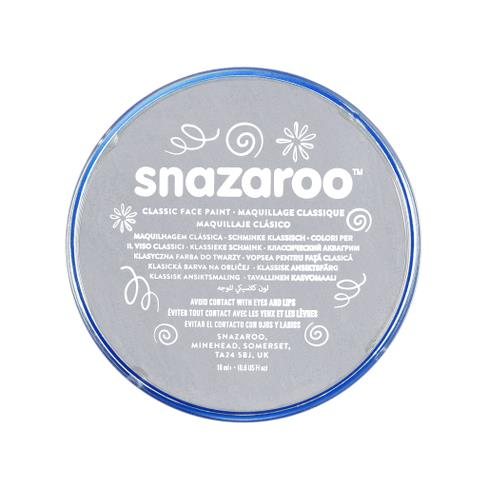 Snazaroo face paint light grey