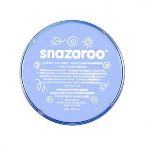 Snazaroo face paint pale blue