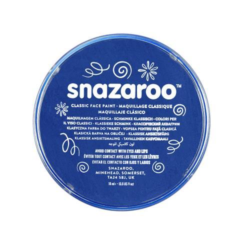 Snazaroo face paint royal blue