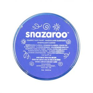 Snazaroo face paint sky blue