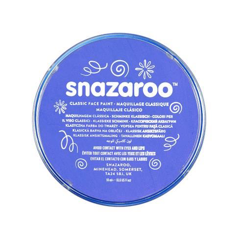Snazaroo face paint sky blue