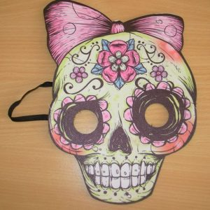 Ladies Day of the Dead mas