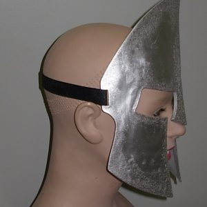 Gladiator mask side view