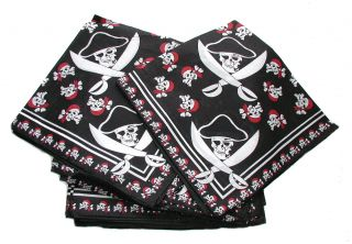 Pirate bandanna